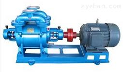脫水結晶用JZJS600-4.2.1水環真空泵機組