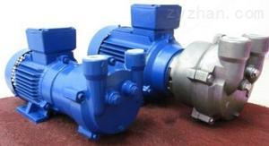 SHZ-D(Ⅲ)型不銹鋼臺式循環水真空泵