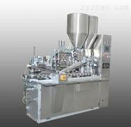GFD-B軟管灌裝封尾機 自動軟管灌裝封尾機 塑料軟管自動灌裝機