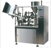 胶水颜料灌装机全自动金属软管(l铝管)灌装封尾机