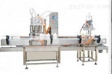 廠家供應DZG-6型金屬軟管灌裝封尾機 化妝品灌裝封尾機