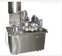 金屬軟管灌裝封尾機 制劑機械 封口機械 灌裝機械
