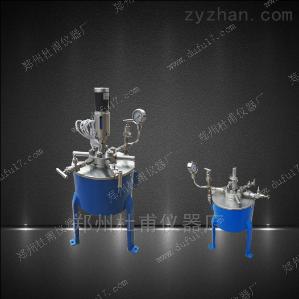 CJF小型高壓不銹鋼反應釜
