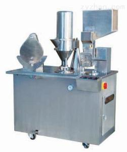 半自動硬膠囊充填機(JTJ-A)