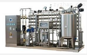 北京藥廠純化水設備