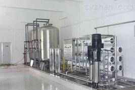 雙級反滲透純化水設備