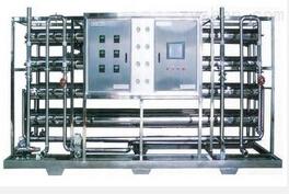 2T單級不銹鋼純化水設備