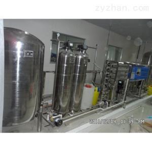 二级反渗透纯化水设备(TST42/2X-1)