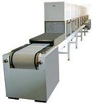 隧道式药品微波杀菌机设备,烘干干燥箱