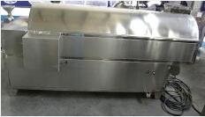 滚筒式洗药机XY型