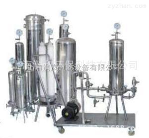 RL-GLXT-3精密過濾器系統 移動小推車式濾芯過濾器