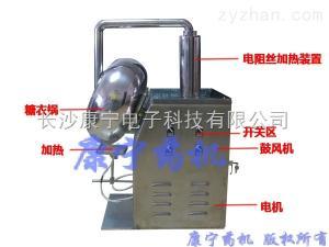 BY-300荸薺式糖衣機