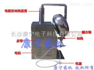 BY-600BY600荸薺式糖衣機內外加熱