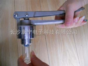 不锈钢手动 压盖钳轧盖钳