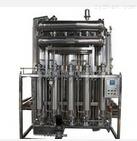 二手1000升四效蒸餾水機組反滲透設備