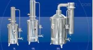 100升电加热蒸馏水机(GJZZ-D100)