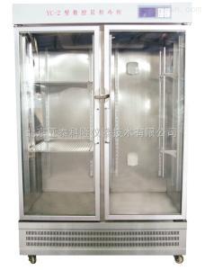 YC-2雙門層析實驗冷柜