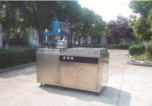RDJX-30陶瓷或盐的或碳液压压片机30吨压片机