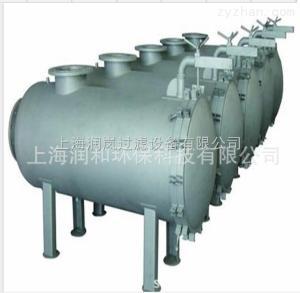 RL-LX-40-5廠家直銷 ISO認證臥式大流量濾芯過濾器
