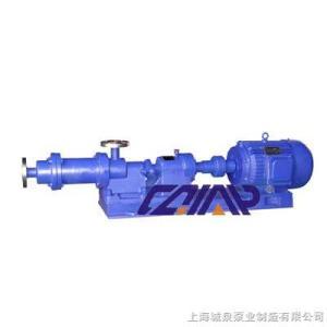 I-1B1寸I-1B型濃漿泵(螺桿泵)