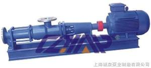 G25-1G型单螺杆泵