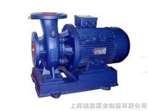 ISW50-160ISW型臥式管道離心泵