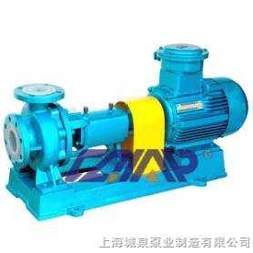 IHF32-25-160IHF型氟塑料衬里耐腐蚀泵