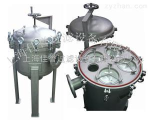 不銹鋼多袋式過濾器