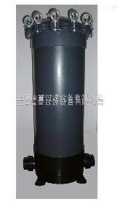 供應UPVC精密過濾器