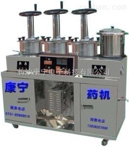 KNWS-C型全自動中藥煎藥包裝機(密閉壓榨3+1)