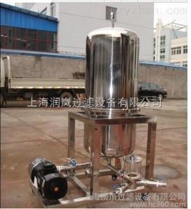 立式硅藻土过滤机、自动清洗型硅藻土立式过滤机
