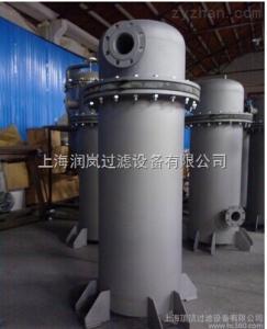 上海润和厂家生产蒸汽过滤器/不锈钢筒式气体过滤器/压缩空气过滤器