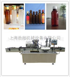 HCOGXL-50系列糖漿口服液灌裝機
