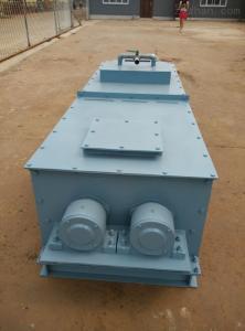 雙軸粉塵加濕攪拌機粉塵加濕機生產廠家