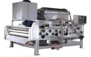 DNYDNY系列全不锈钢带式浓缩一体机