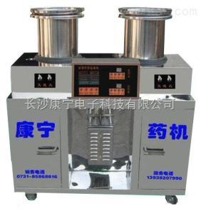 KN-B廠家供應不銹鋼 全自動常壓密閉式煎藥包裝機2+1