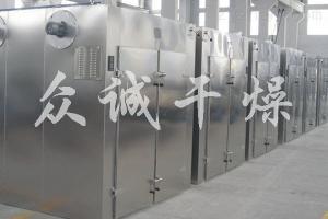 GMP药用型(GMP)箱式干燥机