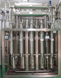 多效蒸餾水設備價格