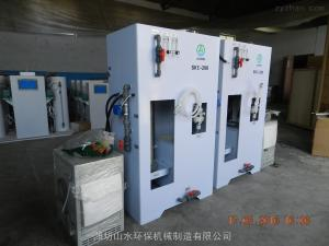 SKC淮安次氯酸钠发生器设备运行成本