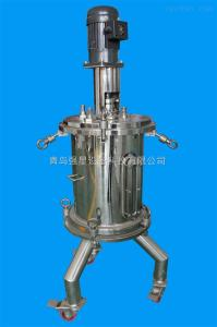 30L實驗型移動發酵罐