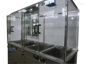 LSA-EF12藥用瓶四槽式超聲波清洗機