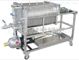 RL-450-40不銹鋼板框壓濾機