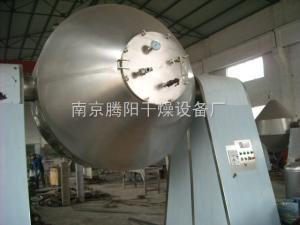WH-500L腰鼓型双锥搅拌混料机