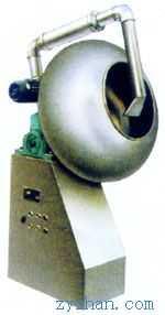 BTJ-800/1000荸荠式糖衣机