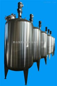 不锈钢单层搅拌罐