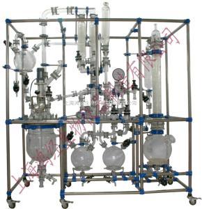 HJXT-30玻璃反应釜系统