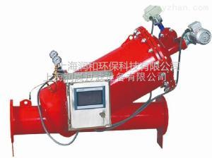 RHZQX-Y03全自動刷式Y型自清洗過濾器 自清洗水過濾器
