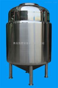 不銹鋼錐形保溫儲罐