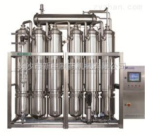 电加热多效蒸馏水机厂家