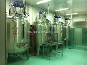 蛋黃滅活酸化罐系統